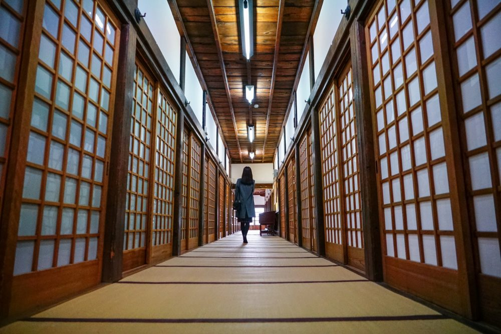 Monastero Haguroyama Saikan