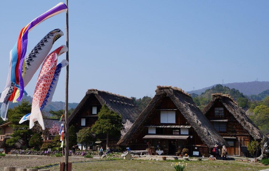 Shirakawa-go (Gifu)