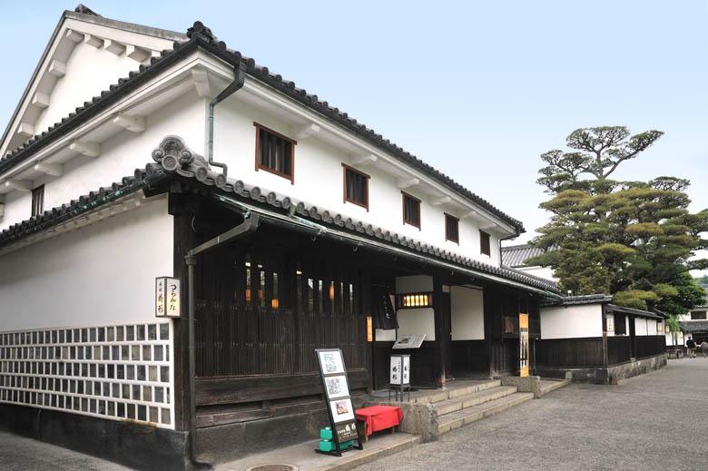 Ryokan Tsurugata Kurashiki Giappone